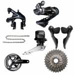 Shimano Dura Ace R9150 Di2 11 Speed Groupset - 170mm-11/25-36/52